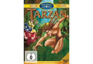 Tarzan (Special Collection) Animation/Zeichentrick DVD