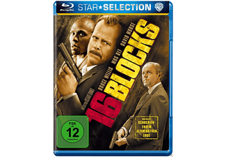 16 Blocks - (Blu-ray)