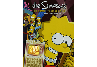 Die Simpsons - Staffel 9 - (DVD)