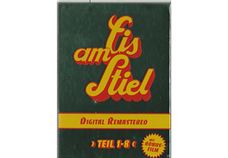 Eis am Stiel - Teil 1-8 - Digital Remastered - (DVD)