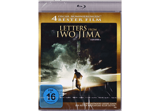 Letters from Iwo Jima - (Blu-ray)