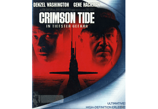 CRIMSON TIDE IN TIEFSTER GEFAHR Action Blu-ray