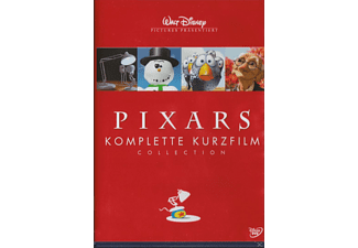 Pixars komplette Kurzfilm Collection Kurzfilm DVD