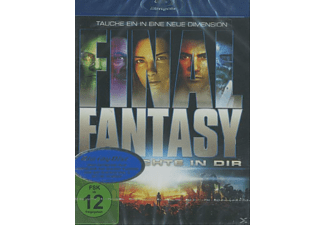 Final Fantasy - Die Mächte in dir - (Blu-ray)