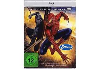 Spider-Man 3 Action Blu-ray