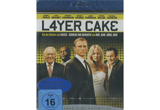 LAYER CAKE Thriller Blu-ray