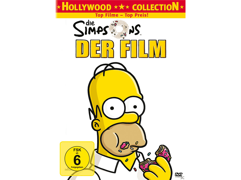 Die Simpsons - Der Film [DVD]