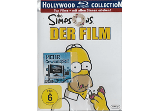 Die Simpsons - Der Film Animation/Zeichentrick Blu-ray