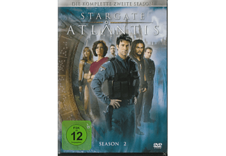 STARGATE ATLANTIS 2 Science Fiction DVD