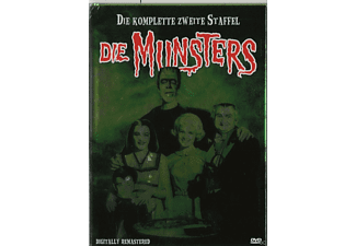 Die Munsters - Staffel 2 - (DVD)