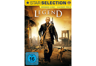 I Am Legend Drama DVD