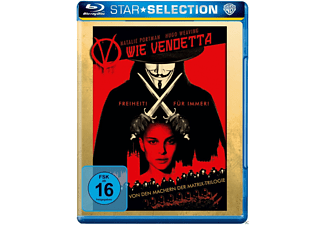 V Wie Vendetta Action Blu-ray