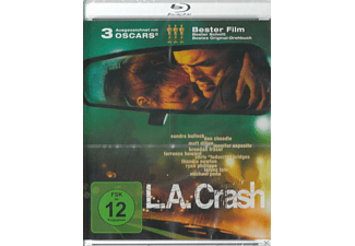 L.A. Crash - (Blu-ray)