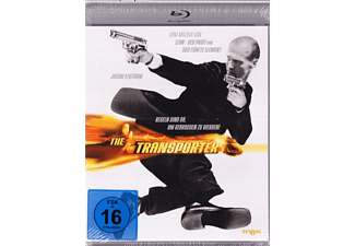 The Transporter - (Blu-ray)