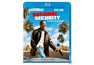 National Security - (Blu-ray)