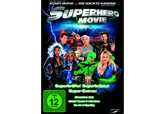 SUPERHERO MOVIE - (DVD)