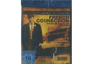 French Connection - Brennpunkt Brooklyn - (Blu-ray)