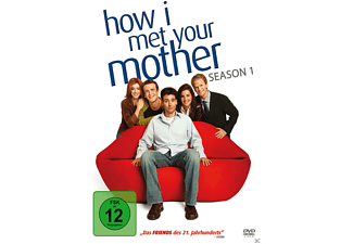 How I Met Your Mother - 1. Staffel Komödie DVD