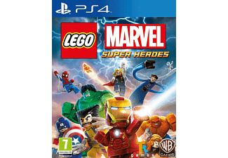 Lego Marvel Super Heroes FR/NL PS4