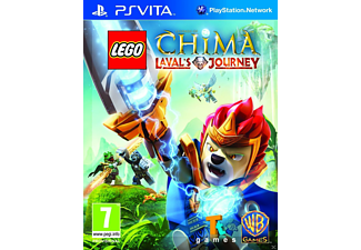LEGO Legends of Chima: Laval's Journey PS Vita