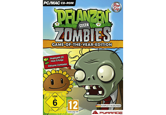 Pflanzen gegen Zombies - Game of the Year Edition (Software Pyramide) - PC