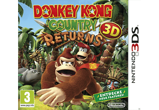 Donkey Country Returns 3D FR 3DS