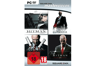 Hitman Quadrology (Square Enix Masterpieces) - PC