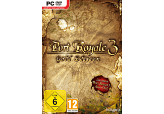 Port Royale 3 - Gold Edition [PC]