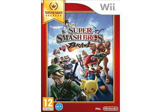 Super Smash Bros Brawl Selects Edition NL WII