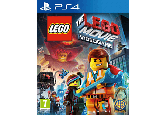 The Lego Movie Videogame FR/NL PS4