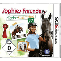 Sophies Freunde: Reit-Champion 3D (Software Pyramide) [Nintendo 3DS]