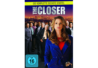 The Closer - Staffel 6 - (DVD)