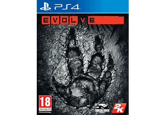 Evolve NL/FR PS4