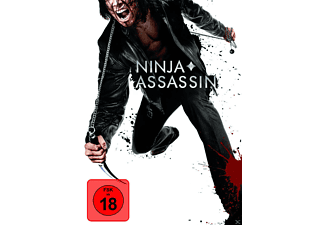 Ninja Assassin Action DVD
