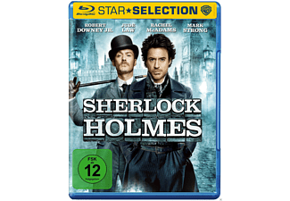 Sherlock Holmes (Star Selection) Action Blu-ray