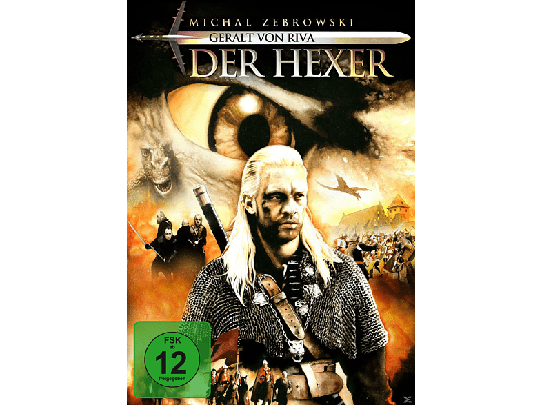 The Witcher [DVD]
