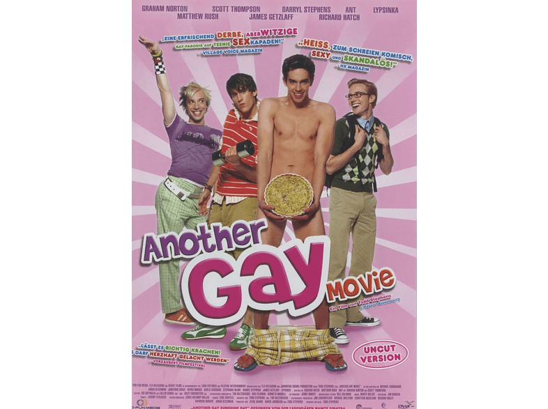 Another Gay Movie (Uncut Version) [DVD]