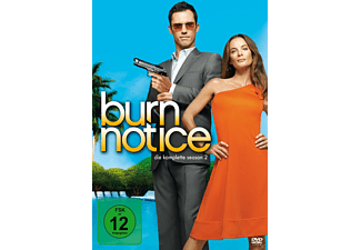 Burn Notice - Staffel 2 - (DVD)