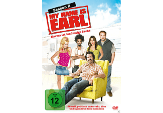 My Name Is Earl - Season 2 - (DVD)