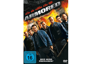 Armored - (DVD)