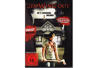Growing Out - (DVD)