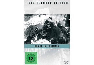 Berge in Flammen - (DVD)