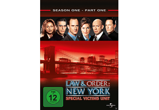 Law & Order: New York Special Victims Unit - Staffel 1.1 - (DVD)