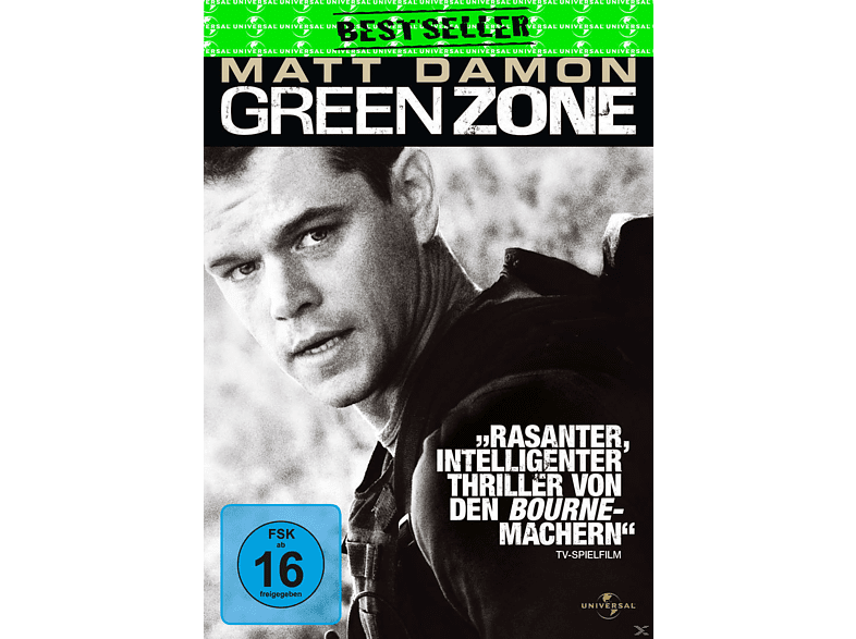 Green Zone [DVD]