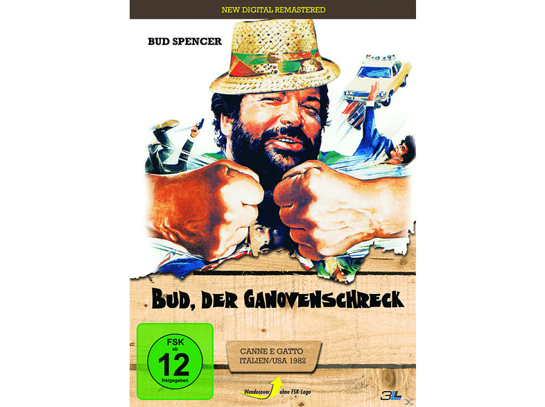 Bud, der Ganovenschreck (New Digital Remastered) [DVD]