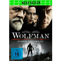Wolfman - Extended Director's Cut [DVD]