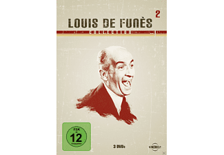 Louis de Funes Collection 2 - (DVD)
