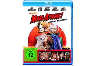 Mars Attacks! - (Blu-ray)