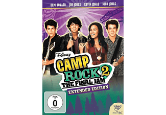 Camp Rock 2: The Final Jam Komödie DVD