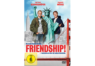 Friendship! Komödie DVD